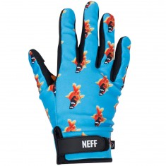 Neff Chameleon Gloves - Goldfish