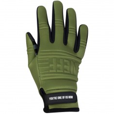 Neff Daily Gloves - Olive