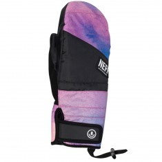 Neff Womesn Digger Mitt Gloves - Haze