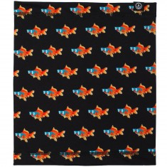 Neff Techy Tube Gaiter - Goldfish