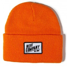 Neff Station Beanie - Orange