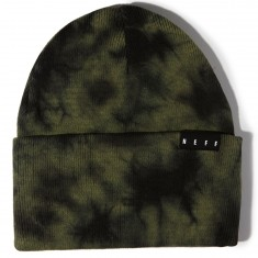 Neff Lawrence Washed Beanie - Olive
