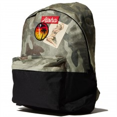 Neff Professor Backpack - Camo