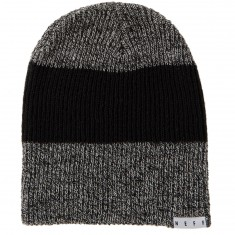 Neff Trio Beanie - Black Heather/Black/Black Heather