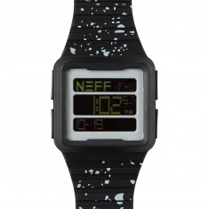 Neff Odyssey Watch - Black/Charcoal