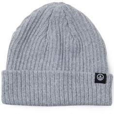 Neff Fisherman Beanie - Grey/White