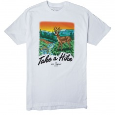 Neff Take A Hike T-Shirt - White