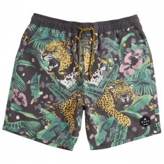 Neff Danger Paradise Hot Tub Shorts - Danger Paradise