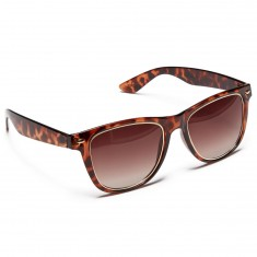 Neff Daily Inlay Sunglasses - Tortoise/Gold/Brown