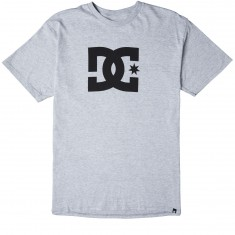 DC Star T-Shirt - Grey Heather