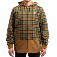 DC Backwoods Jacket - Dull Gold