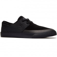 DC Wes Kremer 2 S Shoes - Black/Black/Black