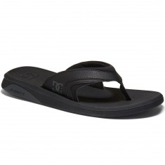 DC Recoil Sandals - Black