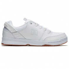 DC Syntax Shoes - White/Gum