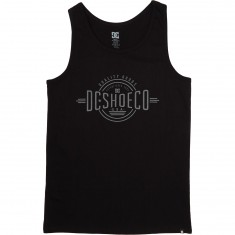 DC Bulls Eye Tank Top - Black