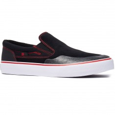 DC Trase Slip S RT Shoes - Black/Red/White