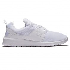 DC Heathrow Shoes - White/White