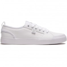 DC Evan Smith Shoes - White