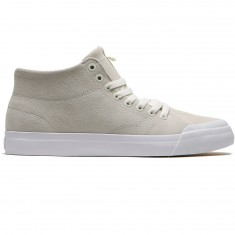DC Evan Smith Hi Zero Shoes - White