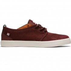 DC Studio 2 LE Shoes - Oxblood
