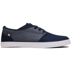 DC Studio 2 TX SE Shoes - Navy/White