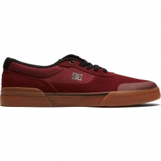 DC Switch Plus S Shoes - Maroon