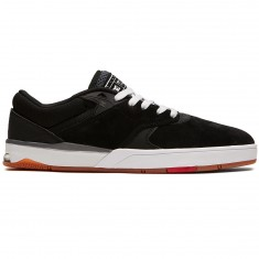 DC Tiago S Shoes - Black/White/Red