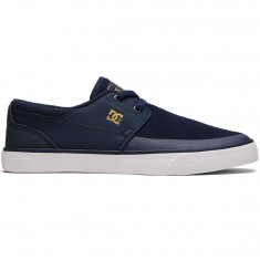 DC Wes Kremer 2 S Shoes - Navy/Gold