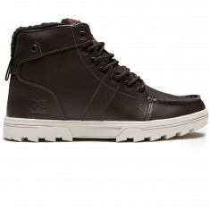 DC Woodland Boots - Brown/Tan
