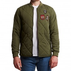DC Hedgehope Jacket - Vintage Green