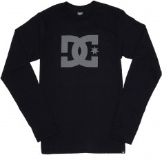 DC Star Longsleeve T-Shirt - Black