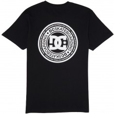 DC Skate Circle T-Shirt - Black