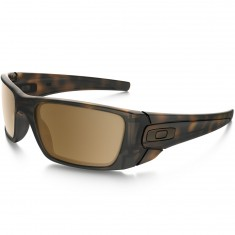 Oakley Fuel Cell Sunglasses - Matte Tortoise/Tungsten Iridium