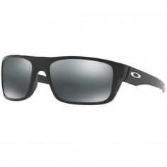 Oakley Drop Point Sunglasses - Polished Black/Black Iridium