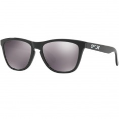 Oakley Frogskins Sunglasses - Polished Black/Prizm Black