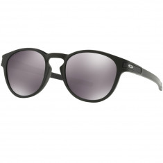 Oakley Latch Sunglasses - Matte Black/Prizm Black