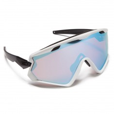 Oakley Windjacket 2.0 Sunglasses - Matte White/Prizm Snow Sapphire