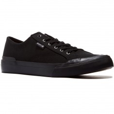 HUF Classic Lo Ess Tx Shoes - Black/Black