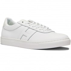 HUF Soto Shoes - White Leather