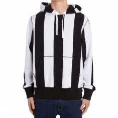 Huf POHM Pullover Hoodie - Black/White