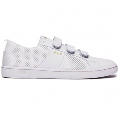 HUF Boyd Shoes - White Velcro