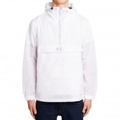 Huf Sequoia Anorak Jacket - White
