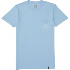 Huf Bolt Triangle Pocket T-Shirt - Blue