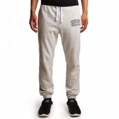 Huf Romes Fleece Sweatpant - Ash