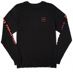 Huf Domestic Long Sleeve T-Shirt - Black