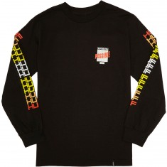 Huf Possible Longsleeve T-Shirt - Black