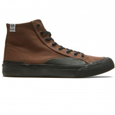 Huf Classic Hi Ess Tx Shoes - Brown/Black