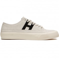 Huf Hupper 2 Lo Shoes - Cream/Black
