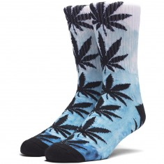 Huf Digital Plantlife Crew Socks - Ice Cold
