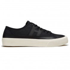 Huf Hupper 2 Lo Shoes - Black/Cream